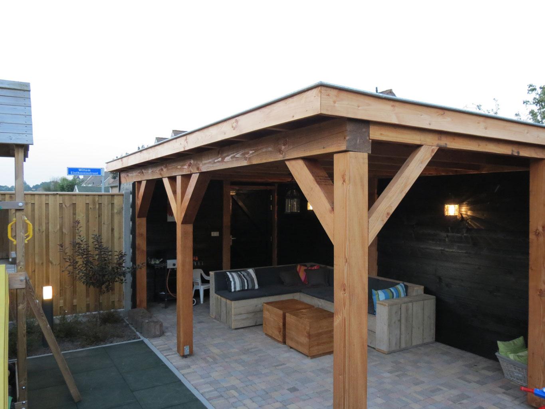 Slaapkamer slaapkamer inrichten met schuin dak : Overkapping : Bouwbedrijf LangermansBouwbedrijf Langermans