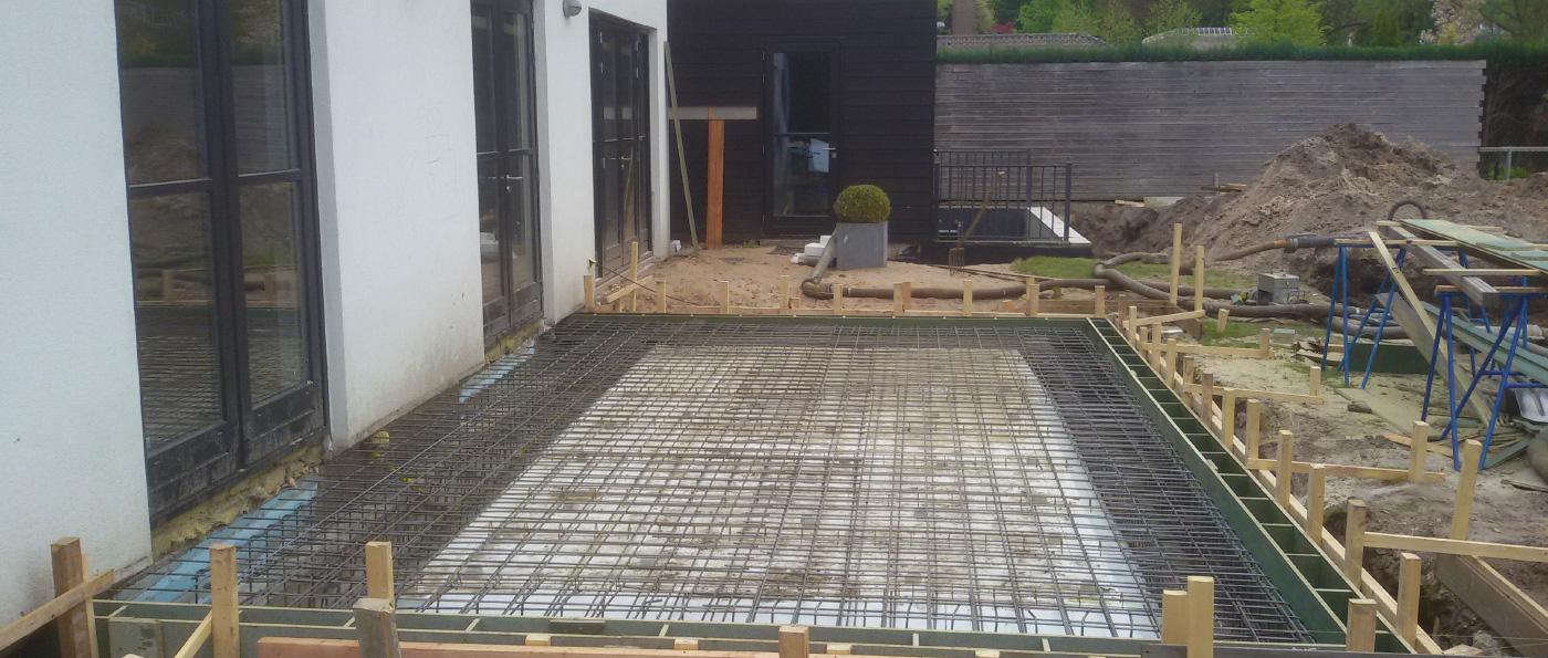 Aanbouw tuinkamer Waalwijk