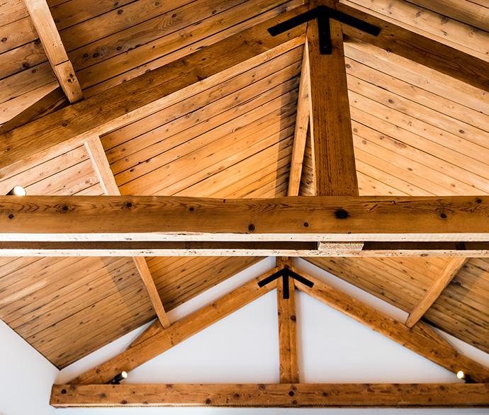 Verbouwing dak Breda